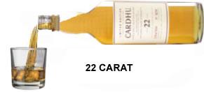 cardhu 22 yr old malt