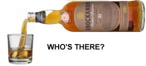 Knockando 1986 Master Reserve Malt Whisky